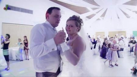 Eugen-Natalja-Brautpaartanz